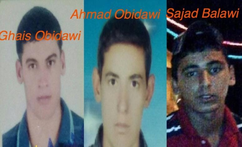 Three Ahwazi Arabs were executed in secret today following convictions for threatening national security, according to the Ahwaz Human Rights Organization (AHRO).