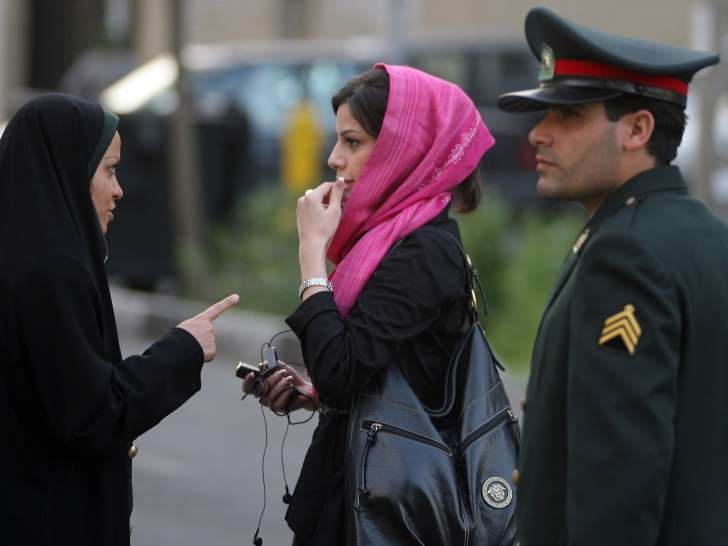 Iranian women's clothing 'causing rivers to run dry', says senior cleric