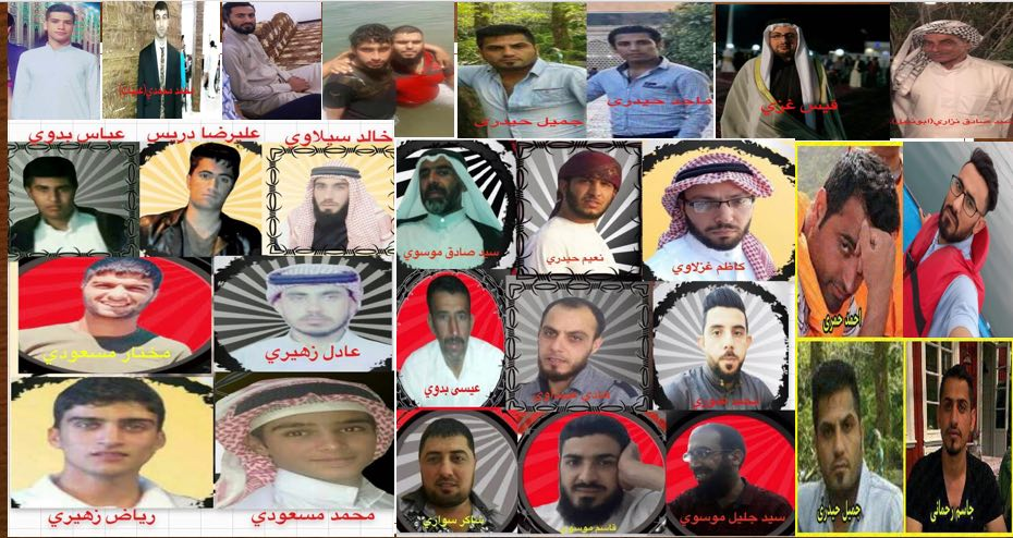 Iranian Authorities Arrest 600 Ahwazi Arabs in the aftermath of Ahwaz Military Attack