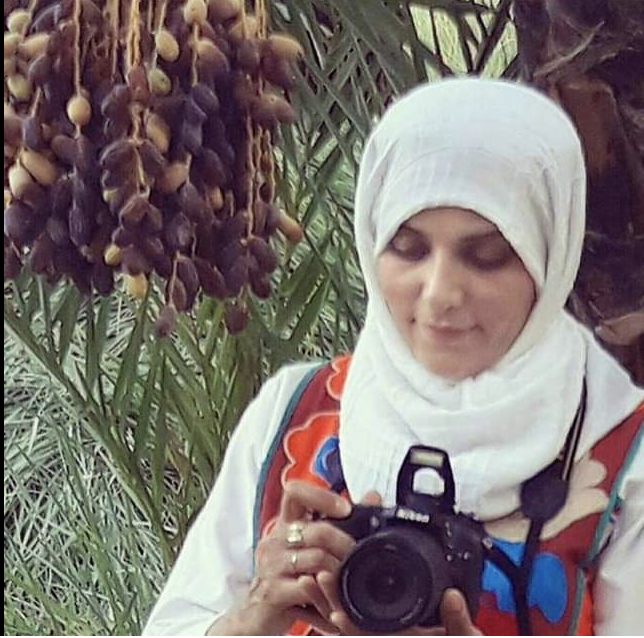 Fatema Tamimi, Ahwazi journalist, director and cultural activist arrested by Iranian Security