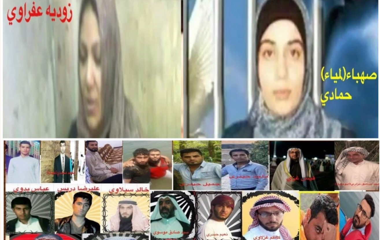 800 Ahwazi Arabs, including 5 women arrested in continued crackdown campaign of Iranian authorities