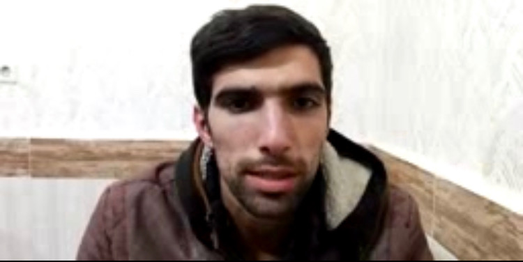 Video: Mohammad Kheneifer forced confession